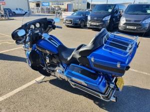 Harley-Davidson TOURING FLHP ELECTRA GLIDE