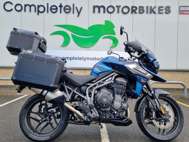 Triumph TIGER 1200 XRX