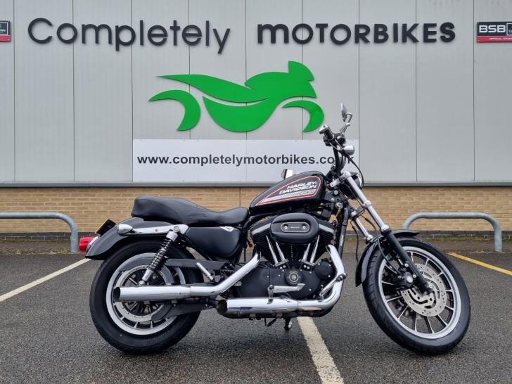Harley-Davidson SPORTSTER XL883R ROADSTER