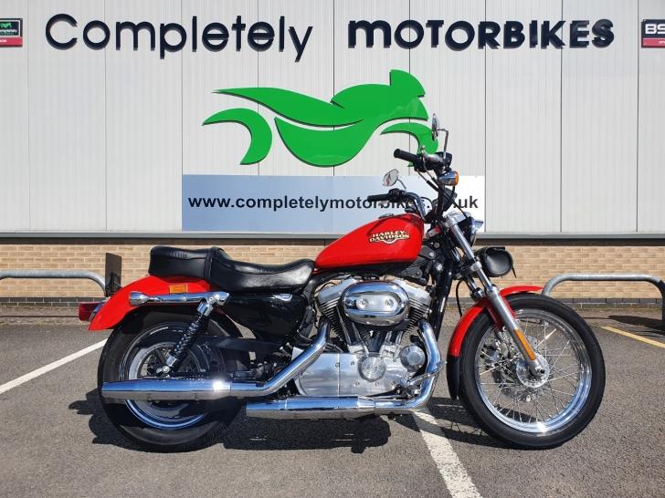 Harley-Davidson SPORTSTER XL883L LOW