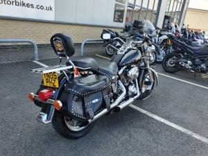 Harley-Davidson SOFTAIL FLSTCI HERITAGE SOFTAIL CLASSIC