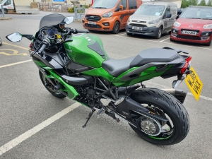 Kawasaki Ninja H2 SX Performance