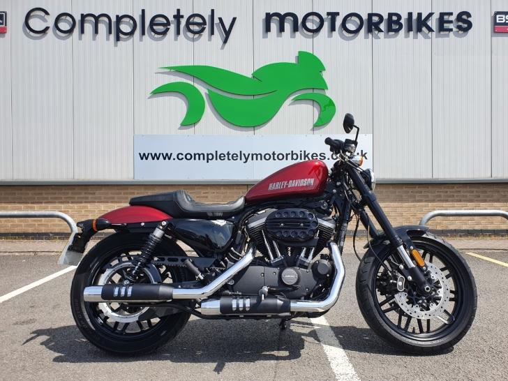 Harley-Davidson SPORTSTER XL1200CX ROADSTER