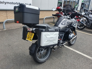 BMW R1200 GS EXCLUSIVE STYLE