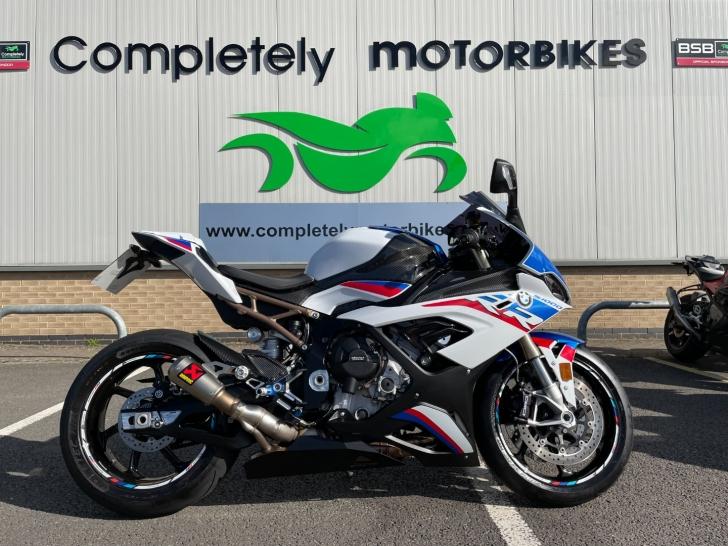 BMW S1000 RR M SPORT