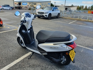 Yamaha DELIGHT 125