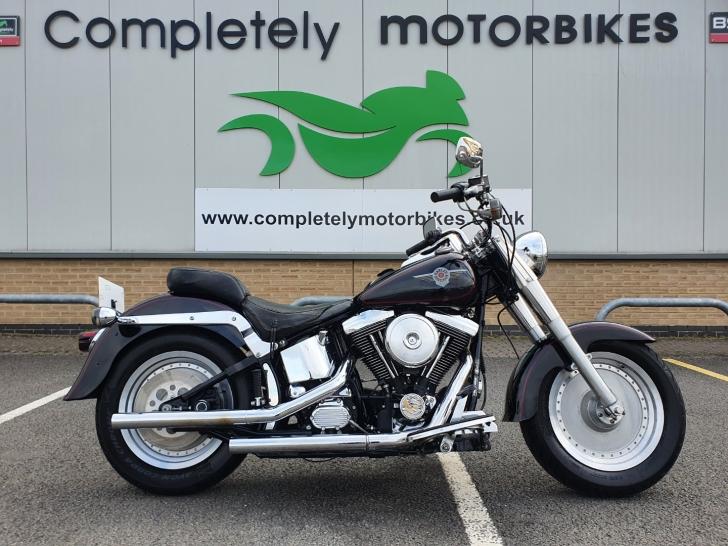 Harley-Davidson SOFTAIL FLSTF FAT BOY