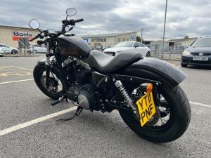 Harley-Davidson SPORTSTER XL1200X FORTY-EIGHT