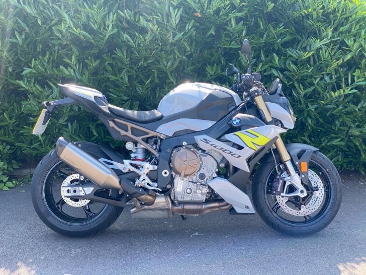 BMW S 1000 R Sport