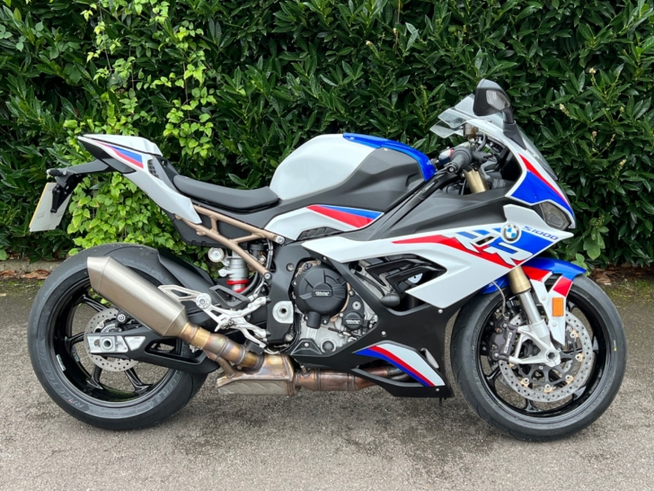 BMW S 1000 RR M Sport