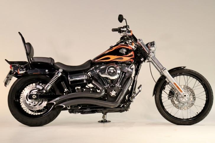 Harley-Davidson DYNA FXDWG WIDE GLIDE
