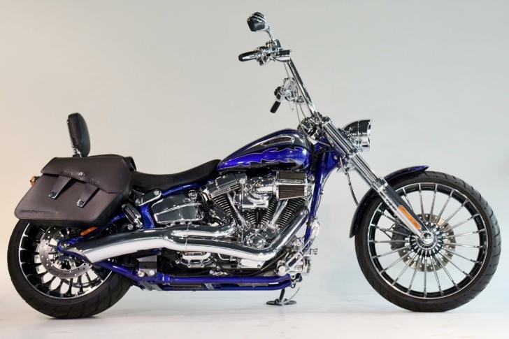 Harley-Davidson CVO FXSBE BREAKOUT