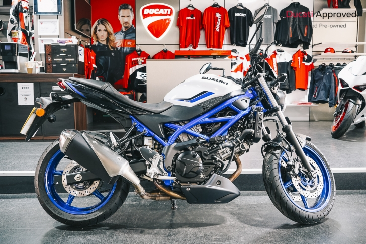Suzuki SV650A