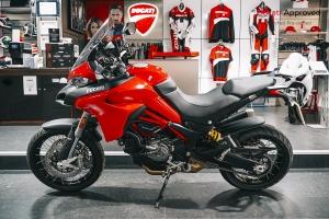 Ducati Multistrada 950 S - Spoked