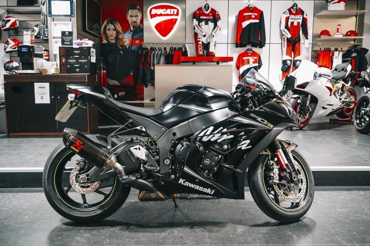 Kawasaki Ninja ZX-10RR Performance