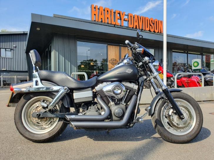 Harley-Davidson DYNA FXDF FAT BOB