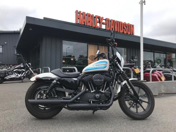 Harley-Davidson SPORTSTER XL1200NS IRON 1200