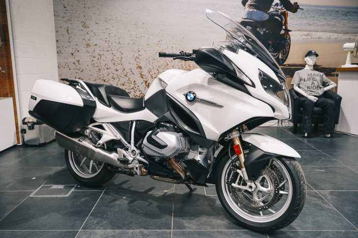 BMW R 1250 RT SE