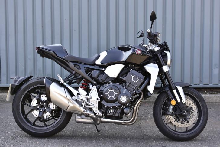 Honda CB1000R+ Neo Sports Cafe