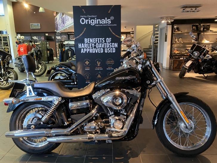 Harley-Davidson DYNA FXDC SUPER GLIDE CUSTOM