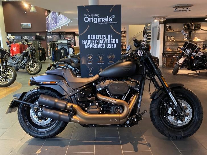 Harley-Davidson SOFTAIL FXFBS FAT BOB 114