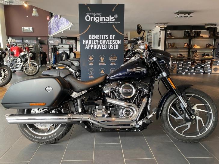 Harley-Davidson Sport Glide™