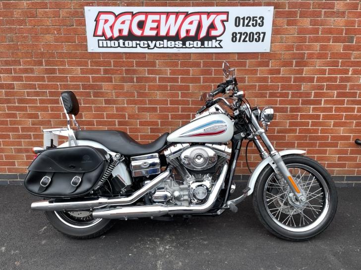 Harley-Davidson DYNA FXD SUPER GLIDE