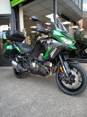 Kawasaki Versys 1000 S Grand Tourer