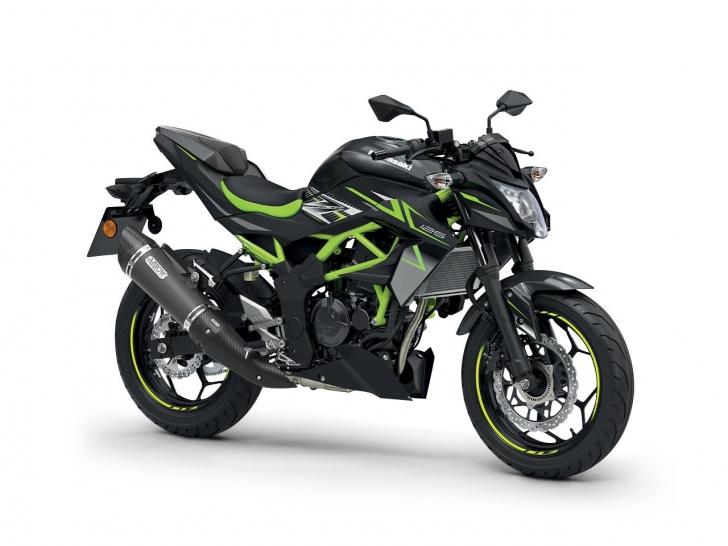Kawasaki Z125 Performance