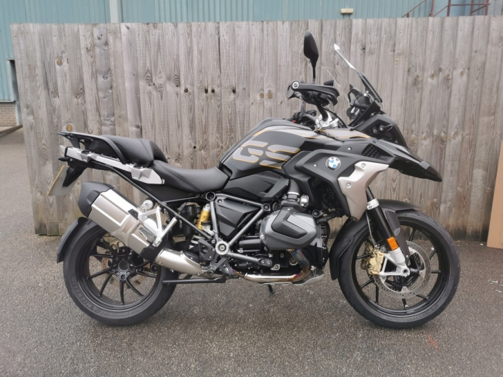 BMW R1250 GS EXCLUSIVE