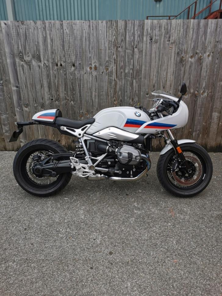 BMW RNINE T RACER SPORT