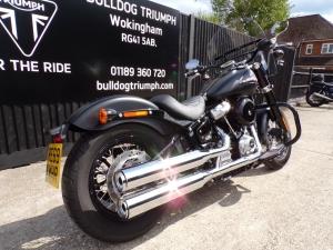 Harley-Davidson SOFTAIL FLSL SLIM