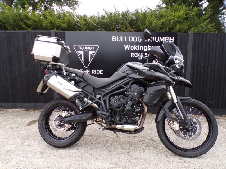 Triumph TIGER 800 XC