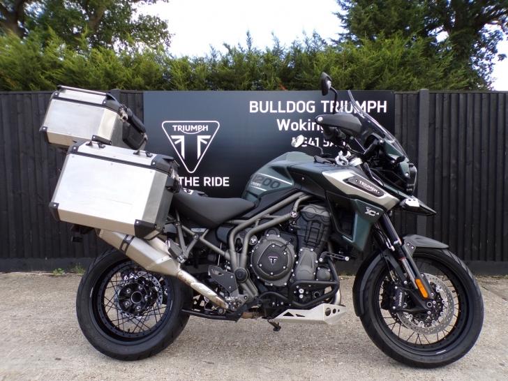 Triumph TIGER 1200 XCA