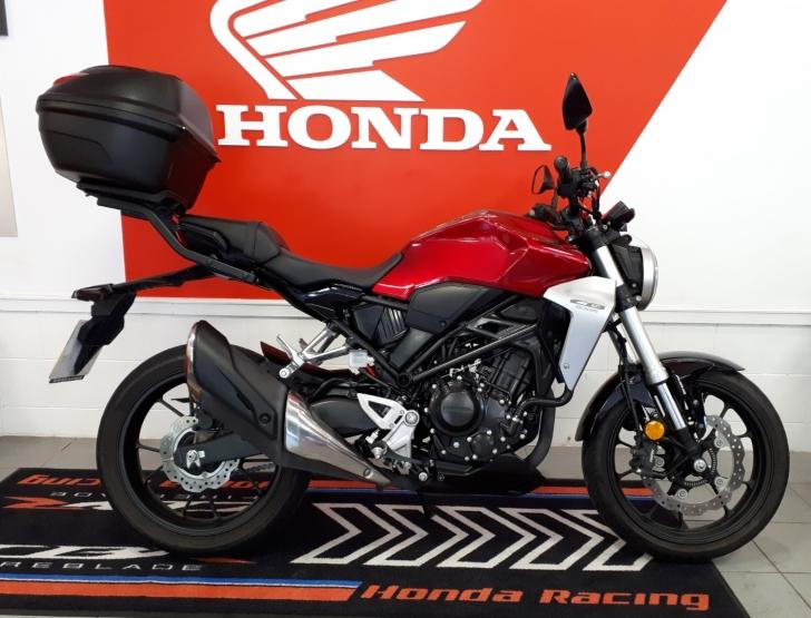 Honda CBF300F