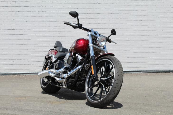Harley-Davidson SOFTAIL FXBR BREAKOUT