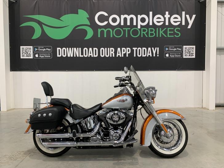 Harley-Davidson CVO FLSNSE SOFTAIL DELUXE