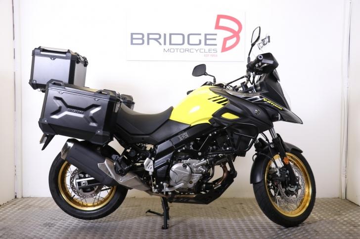 Suzuki DL650 V-STROM XT