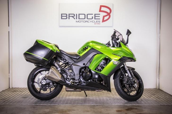 Kawasaki Z1000SX Tourer
