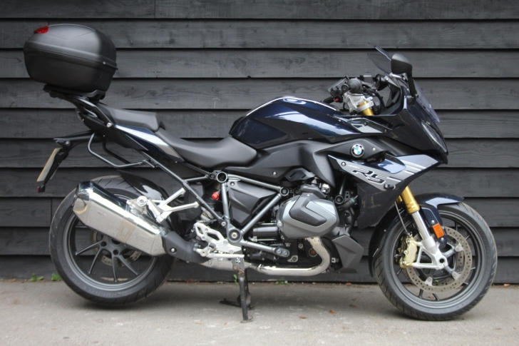 BMW R1250 RS EXCLUSIVE