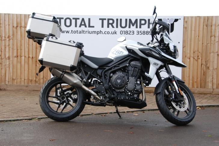 Triumph TIGER 1200 ALPINE