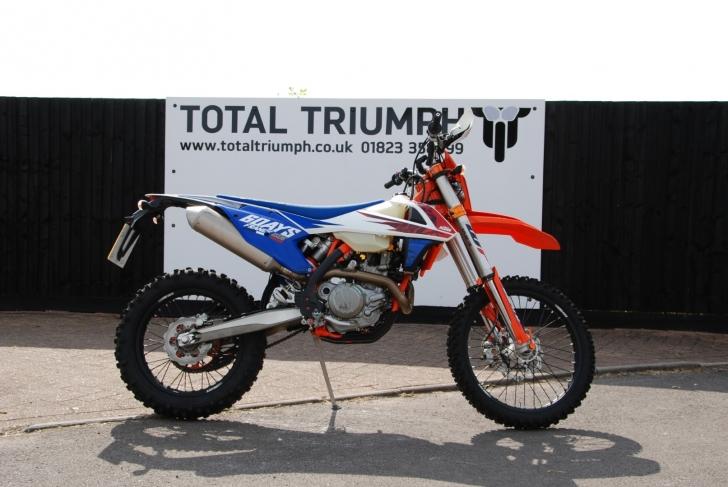 KTM 500 EXC SIX DAYS
