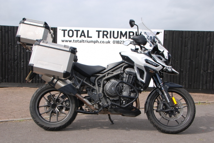 Triumph TIGER EXPLORER XRT