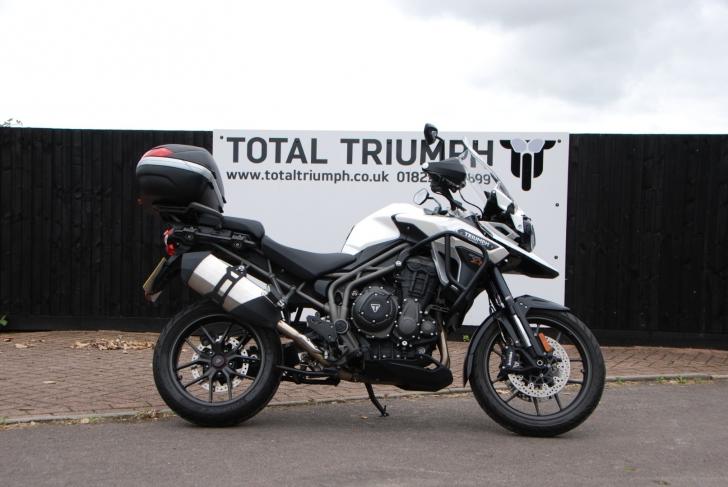 Triumph TIGER EXPLORER XR