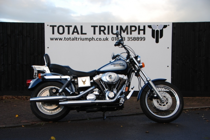 Harley-Davidson DYNA FXDL LOW RIDER
