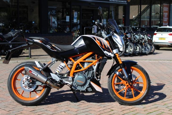 KTM 390 DUKE ABS
