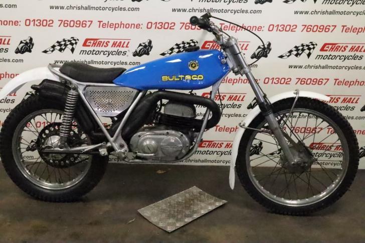 Bultaco PURSANG 125