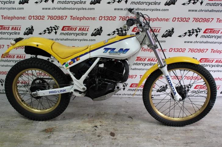 Honda TLM 200R