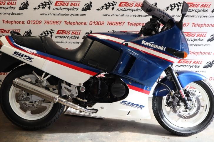 Kawasaki GPX600