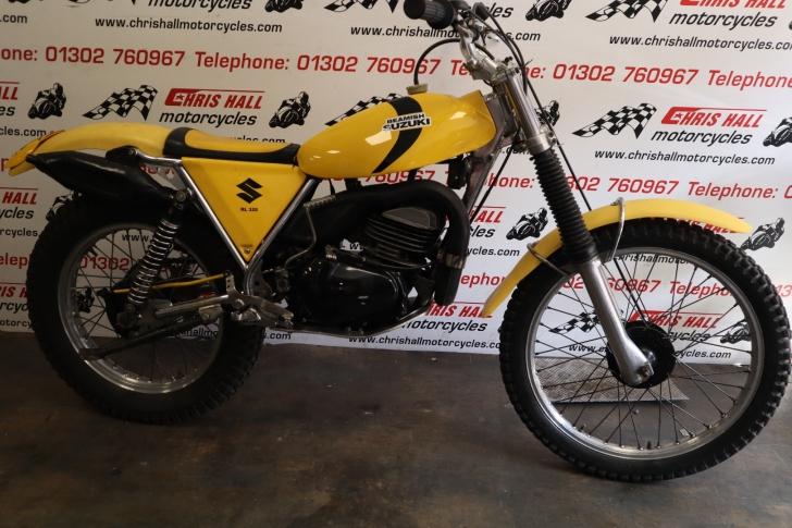 Suzuki BEAMISH 325